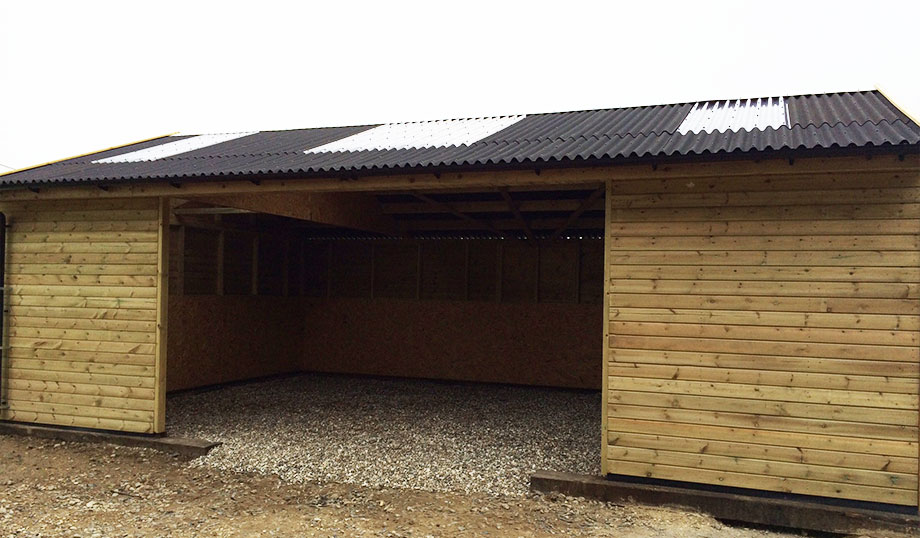 Timber Buildings Carports Amp Equestrian Ashford Stables