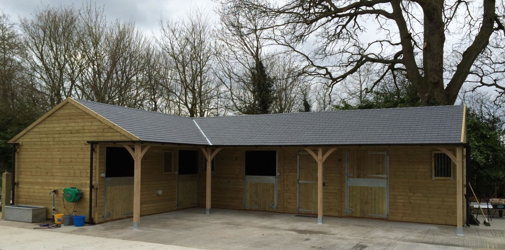 Timber Stables For Sale Uk Ashford Stables
