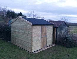 Garden Outbuilding / Shed